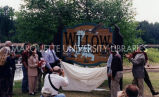 Willow Flowage Unveiling; May 26, 1998