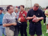 Thompson and Ditka; August 19, 1999