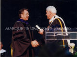 St. Norbert College Commencement; May 16, 1999
