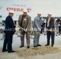 Cherry groundbreaking; August 1997
