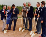 Florence Industrial Park groundbreaking; May 21, 1988