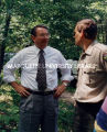 Sandhill Outdoor Skills Area tour; July 19, 1993