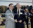 Art Oehmcke Fish Hatchery dedication; October 13, 1994