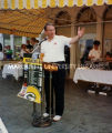 Packer-Saints pre-game party; August 1993