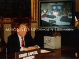 Long Distance Learning Network Kick-off; December 15, 1992