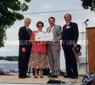 Marion TEA Grant presentation; July 2, 1997