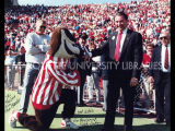 Badger homecoming football game, October 1988