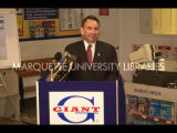 Prescription Drug Discount Card press conference, October 3, 2001