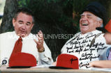 Tommy Thompson and Ernest Borgnine, July 28, 1998