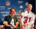 Super Bowl XXXI Press Conference, January 1997