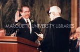 Oath of Office; January 7, 1991