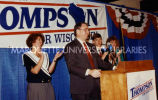 Re-election candidacy announcement; May 1990