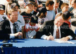 Stadium Finance Package Signing; October 12, 1995