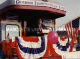 Victory Express Train Tour; 1990