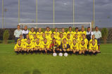 Women's soccer team, 1997