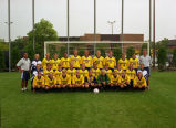 Women's soccer team, 1998