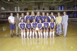Women's volleyball team, 1999