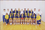 Women's basketball team, 1997-1998
