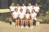 Women's Tennis Team, 1999