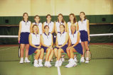 Women's Tennis Team, 1997