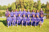 Women's cross-country Team, 1995