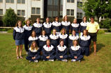 Women's cross-country Team, 1999