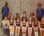 Women's track and field team, 1979