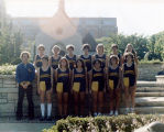 Women's cross-country team, 1979