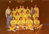 Women's basketball team, 1975 (?)