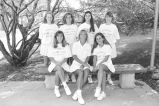 Women's Tennis Team, 1993-1994