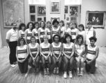 Women's Track and Field Team, 1989