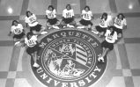 Women's Tennis Team, 1994 - 1995