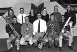 Air Rifle Team, 1994 - 1995