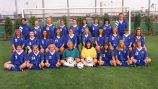Women's Soccer Team, 1994