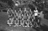 Women's Cross-Country Team, 1992