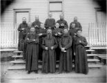 Priests and Brothers of St. Francis Mission, 1910?