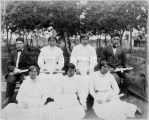 Graduates of St. Francis Mission, 1918