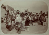 Dances at Acoma, 1900? - 1920?