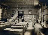 School work and art exhibit at St. Louis Day School, 1920? - 1930?