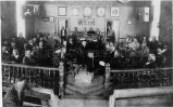 Meeting of Iroquois National Council, 1914?
