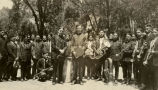 Sherman Institute band, 1923