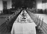 Banquet for First Communion class, n.d.