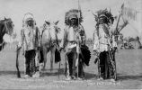 Three chiefs, 1910?