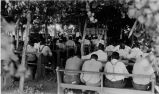 Mass at Catholic Sioux Congress, 1933